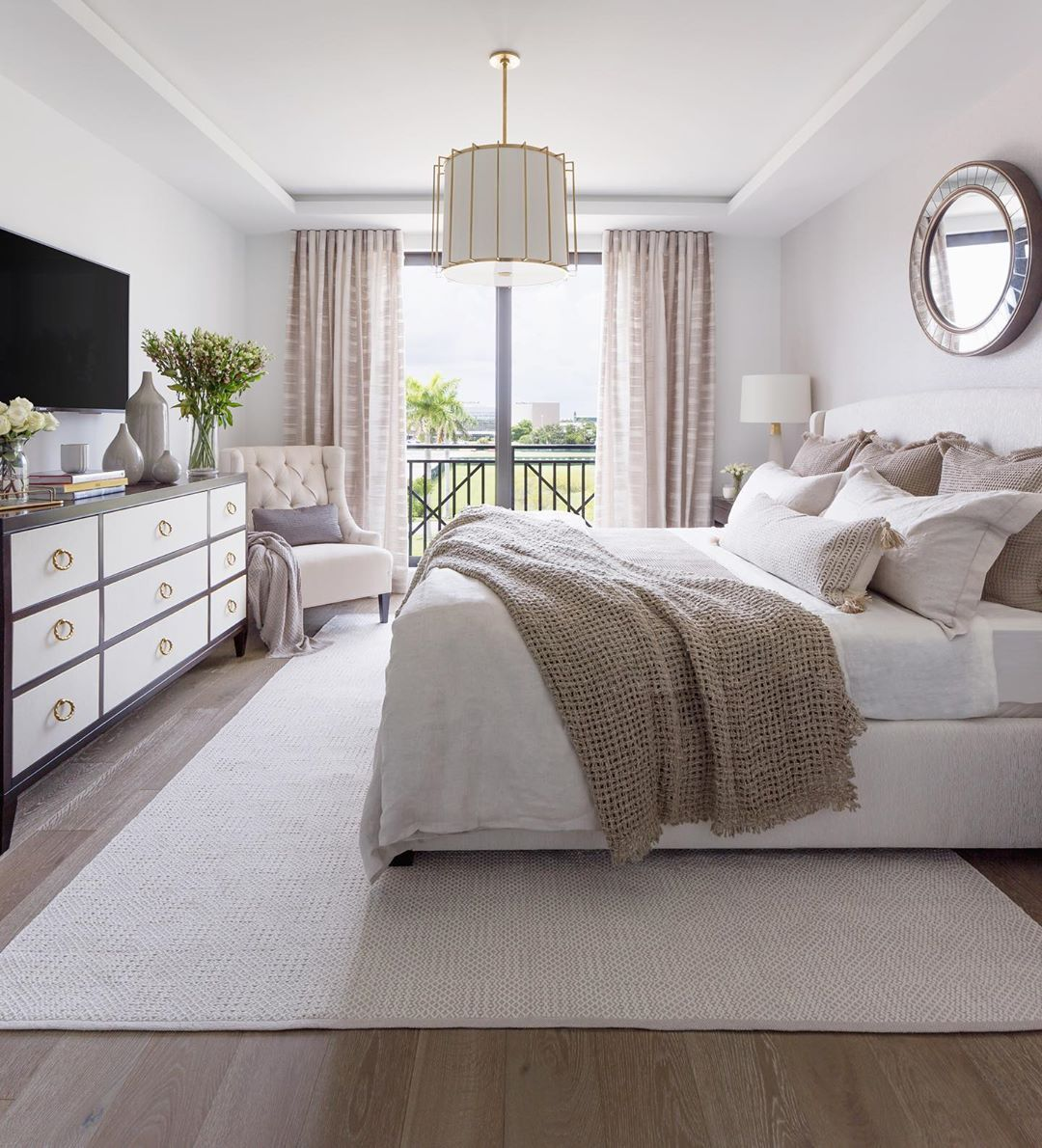 Pin On House Decor Ideas Napa chictransitional master bedroom