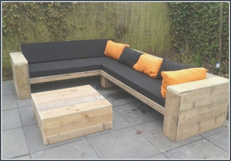 Garden Lounge Diy Build Diy Patio Furniture Diy Outdoor