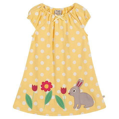 Buy frugi baby lola spot rabbit dress yellow online at johnlewis buy frugi baby lola spot rabbit dress yellow online at johnlewis negle Image collections