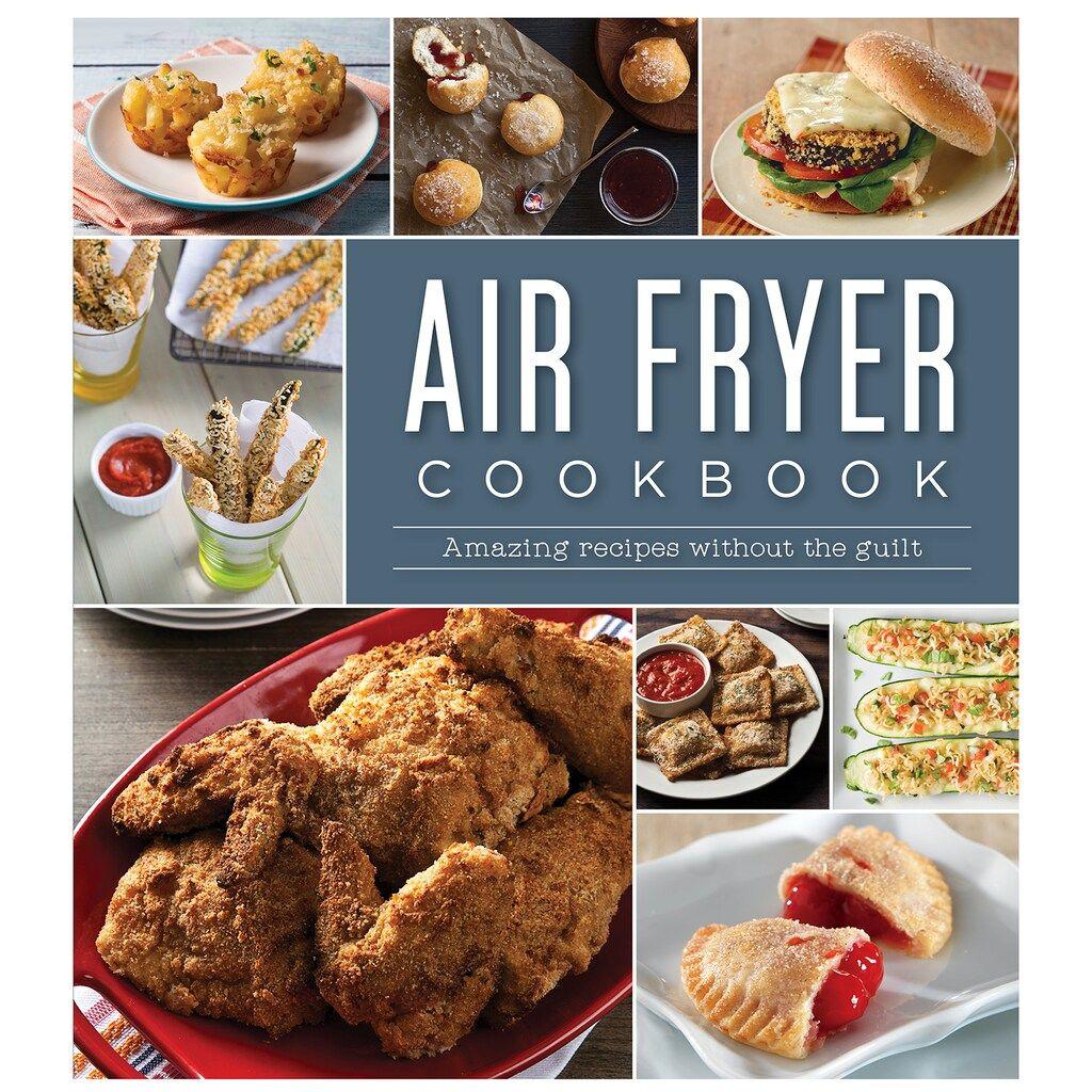 Publications International, Ltd. Air Fryer Cookbook in