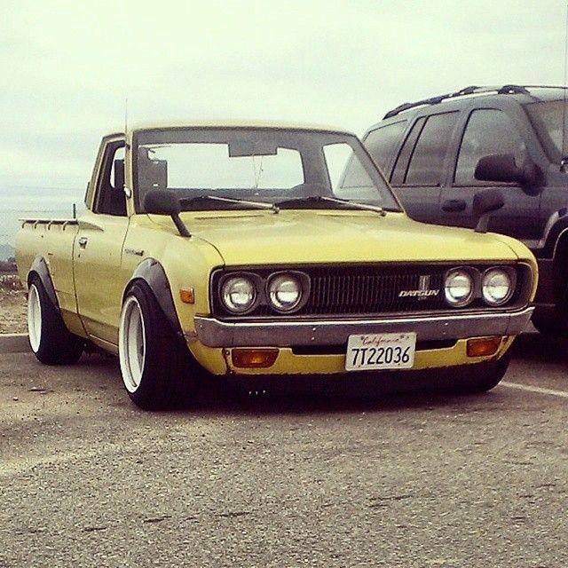 1977 datsun 620 exhaust system