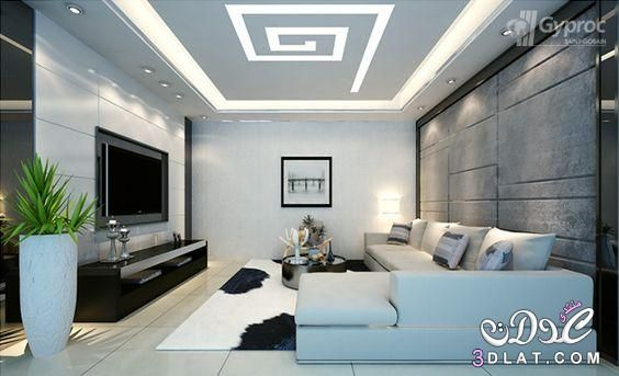 ديكورات مودرن 2018 بورد نوم مجالس صالونات 3dlat Net 29 17 0070 Pop False Ceiling Design Ceiling Design Modern Bedroom False Ceiling Design
