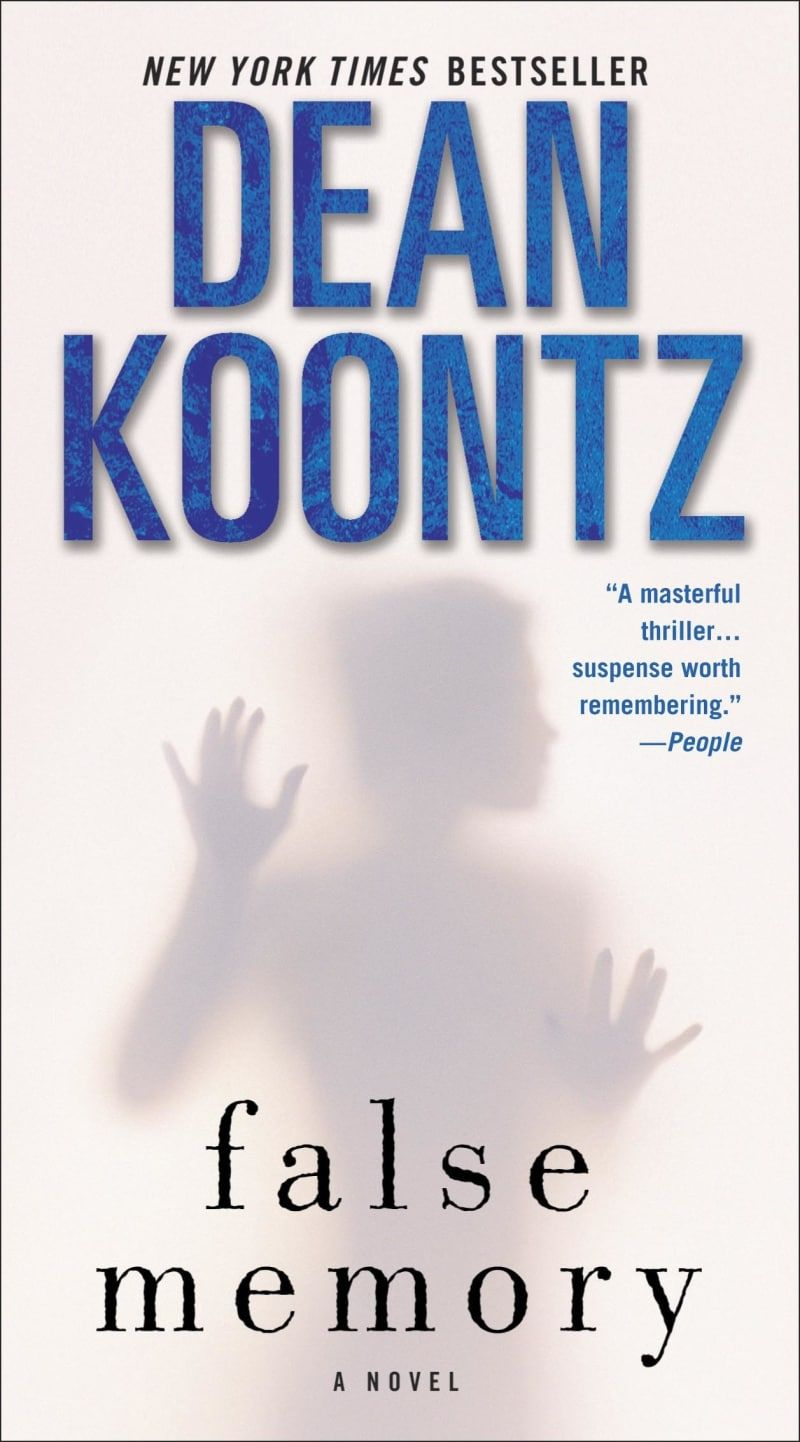 39 Books Are Actually Scary Dean koontz books, Good