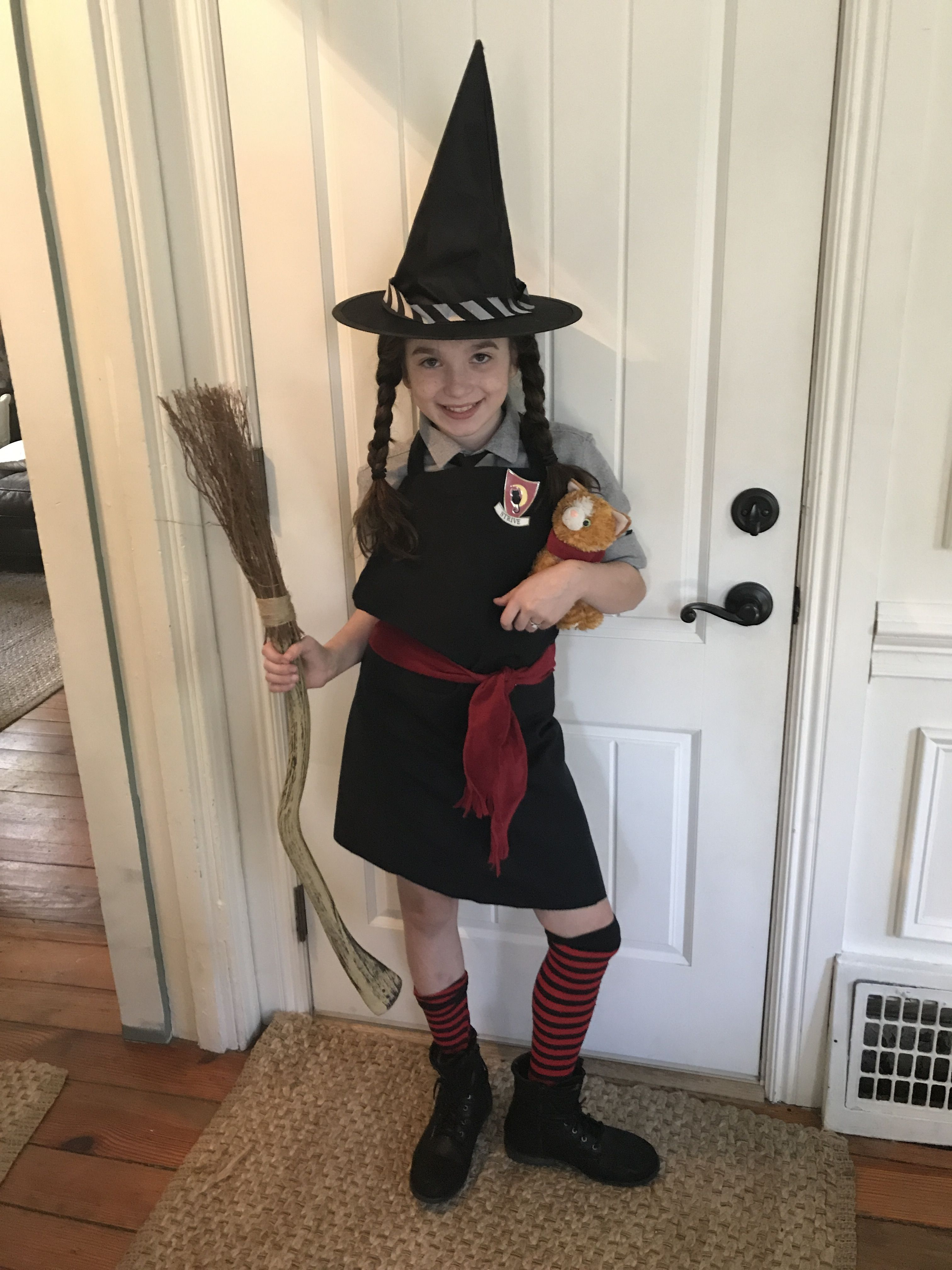 Mildred Hubble Halloween Costume Witch Costume Diy Halloween Costumes Women Witch Halloween Costume