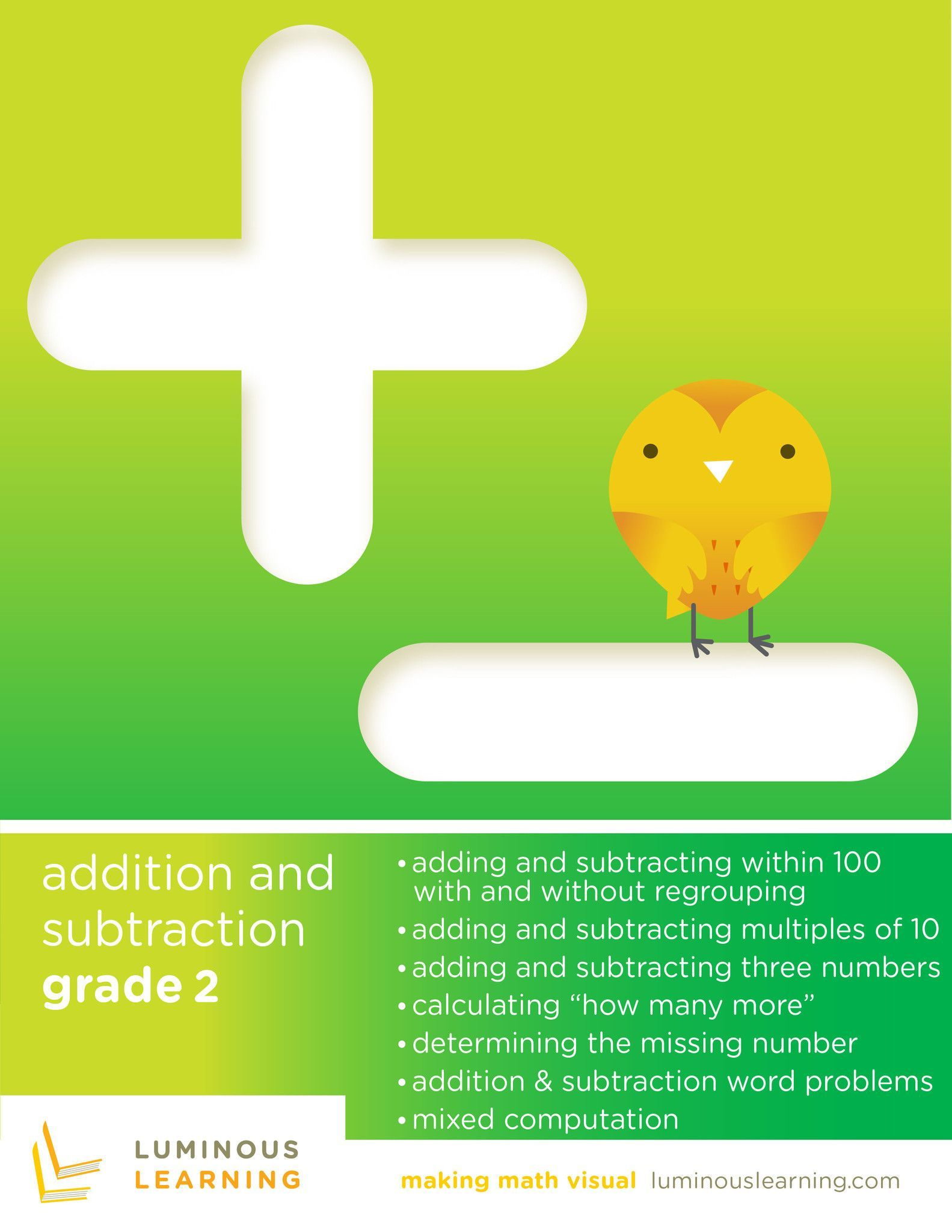 Grade 2 Addition And Subtraction E Workbook Making Math