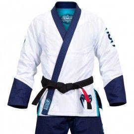 Navy Blue New Fuji Sports All Around Mens Brazilian Jiu Jitsu Gi Jiu-Jitsu BJJ