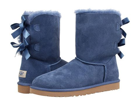UGG Bailey Bow Chestnut Twinface - Zappos.com Free Shipping BOTH Ways