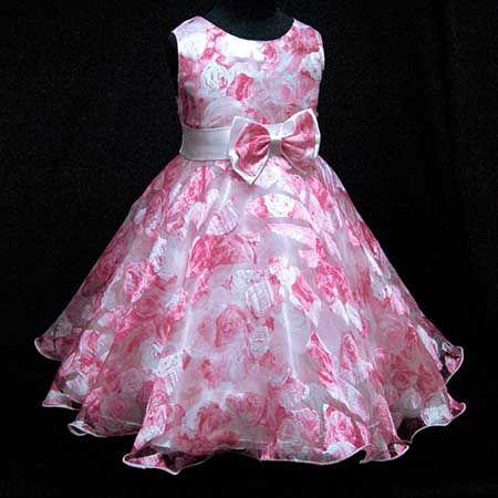 09e8ec9a4 50 Modelos de Vestidos de Festa Infantil Online para Crianças ...