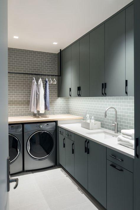 Photo of Machen Sie Ihre Waschküche zum schicksten Raum in Ihrem Haus