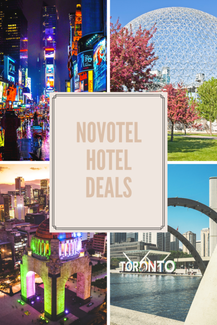 Advance Saver For Novotel Hotels #HotelSale #HotelDeals #TravelDeals #TravelHacks #NYC #NewYorkCity #TimesSquare #Ottawa #Montreal #Canadatravel #citybreak #Monterrey #MexicoCity #Mexicotravel #Toronto #USAtravel #GTA