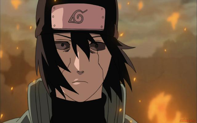 Naruto Hayate Gekko Death
