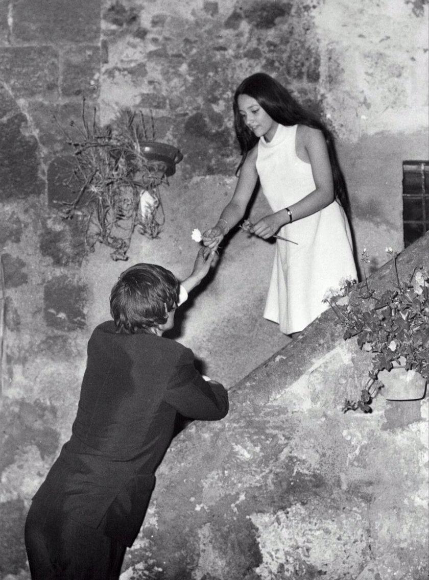 romeo and juliet movie 1968 balcony scene