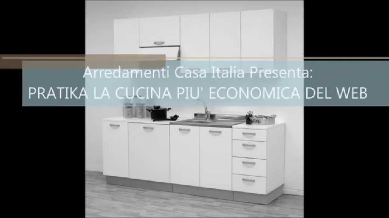 Pratika la cucina moderna piu\' economica del web!!! | Cucine Moderne ...