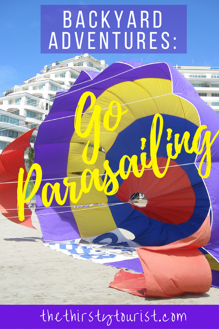 budget backyard adventures parasailing be sure to follow the