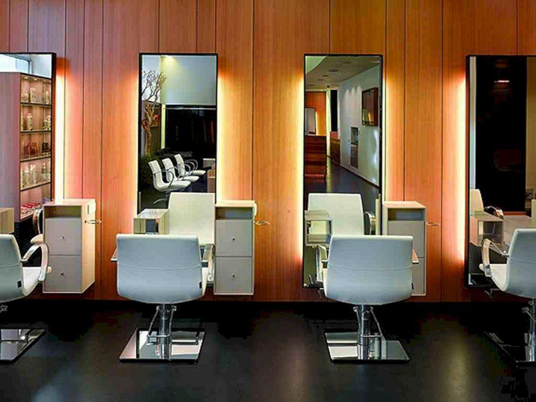 Hair Salon Decorating Ideas Salon Interior Design Hair Salon Design Barbershop Design