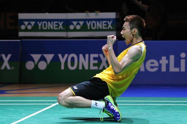Chong Wei Recaptures All England Title Badminton England Yonex