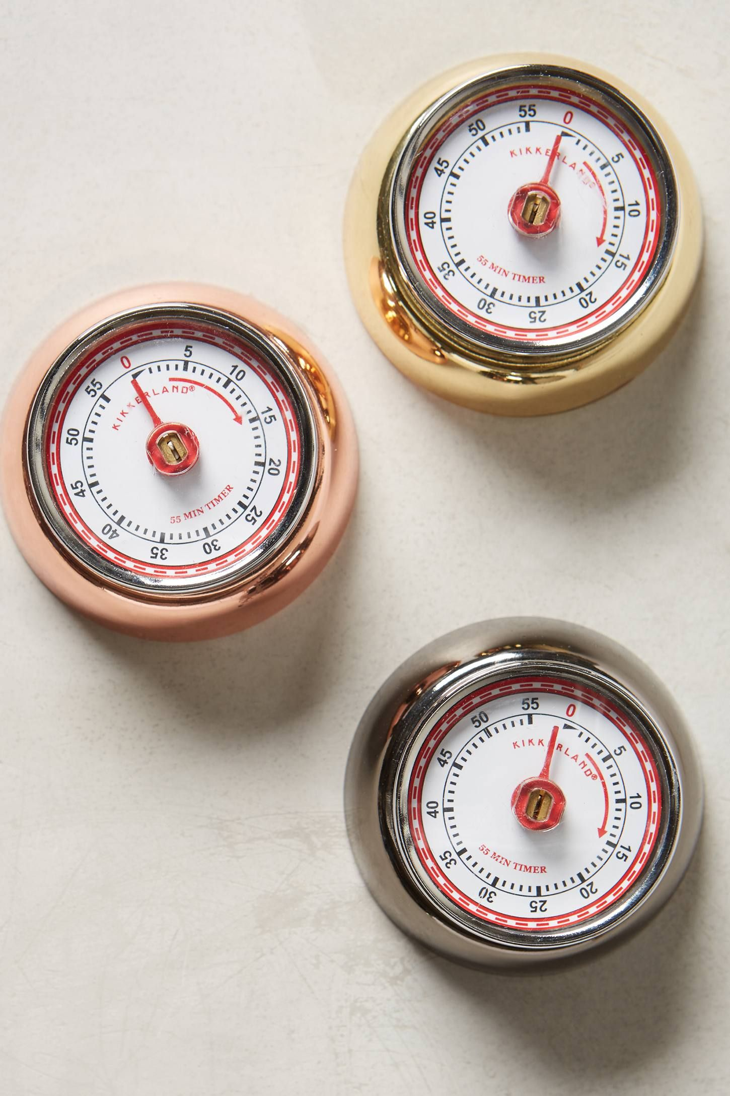 Magnetic Kitchen Timer   Anthropologie.com