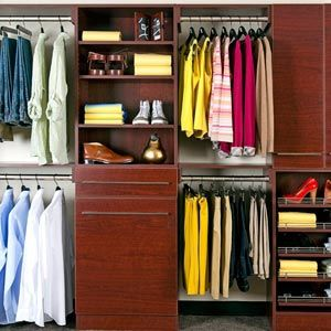 Custom Assembled Closets By Technik Cabinetry SystemShips In Days Includes  Design Service, Premium Satin Nickel Hardware, Soft Close Doors, Full  Extension ...