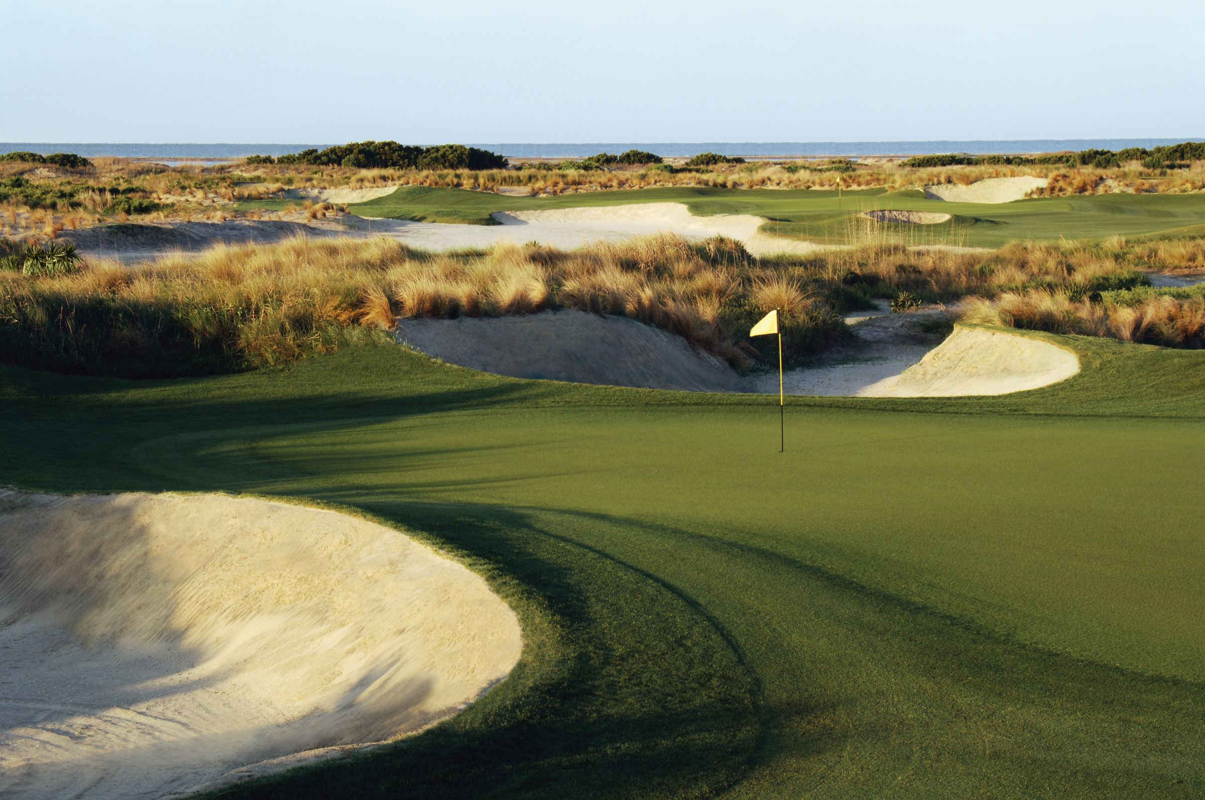 The Ocean Course, site of the 2012 PGA Championship ...