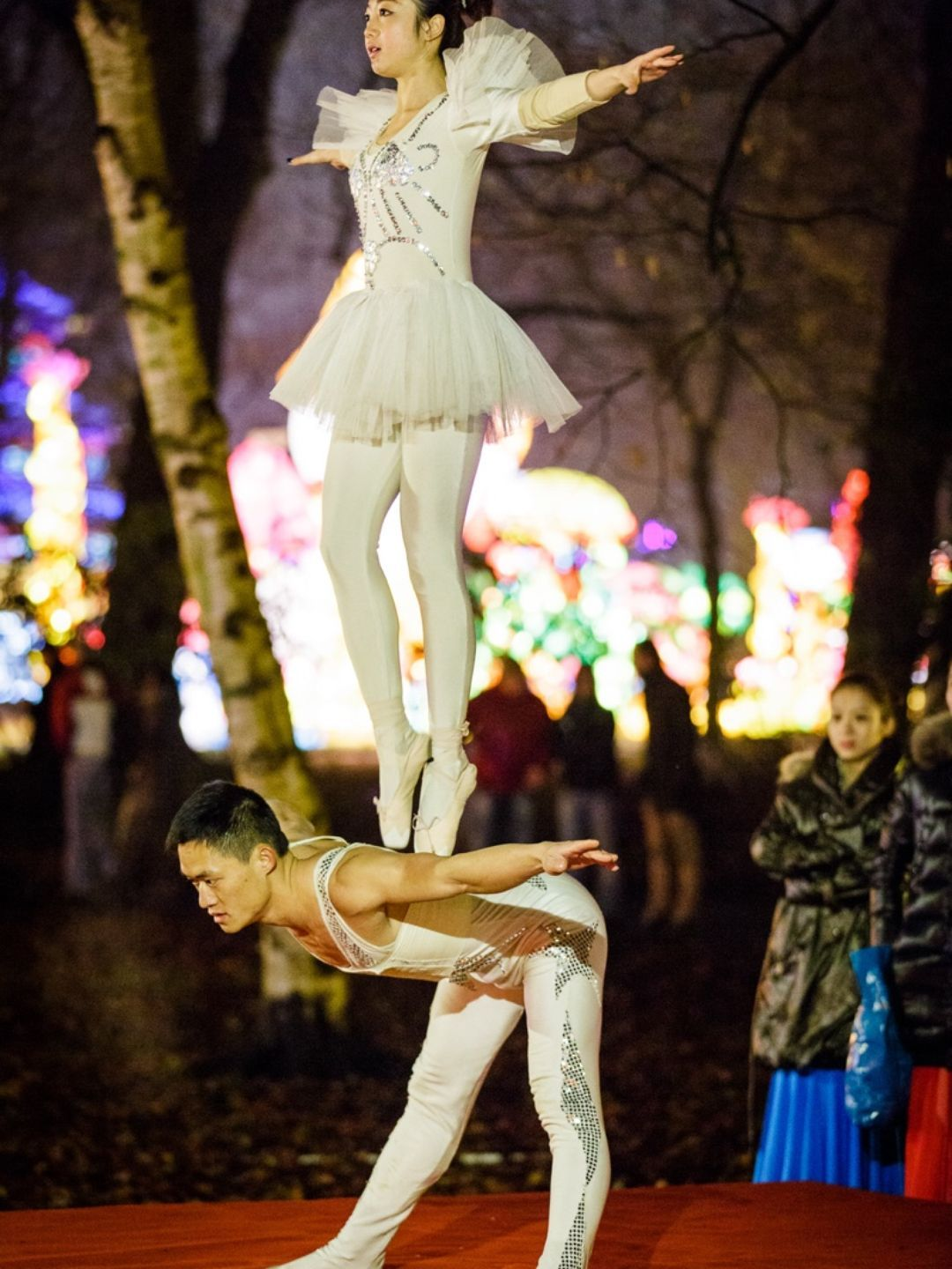 Photos Chinese Lantern Festival In Spokane For First Time