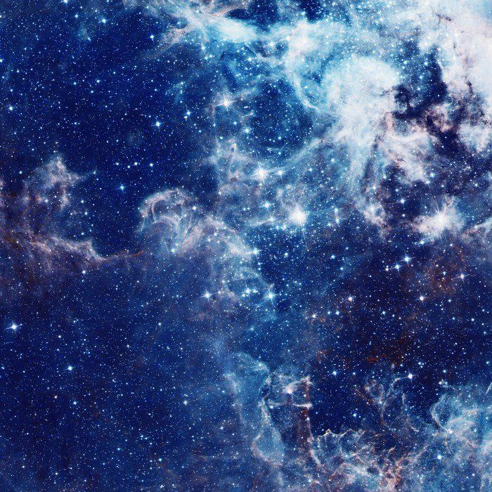Galaxy Illustration Space Background With Stars Nebula Cosmos Clouds Wall Mural Pixers We Live To Change In 2021 Nebula Painting Nebula Space Backgrounds