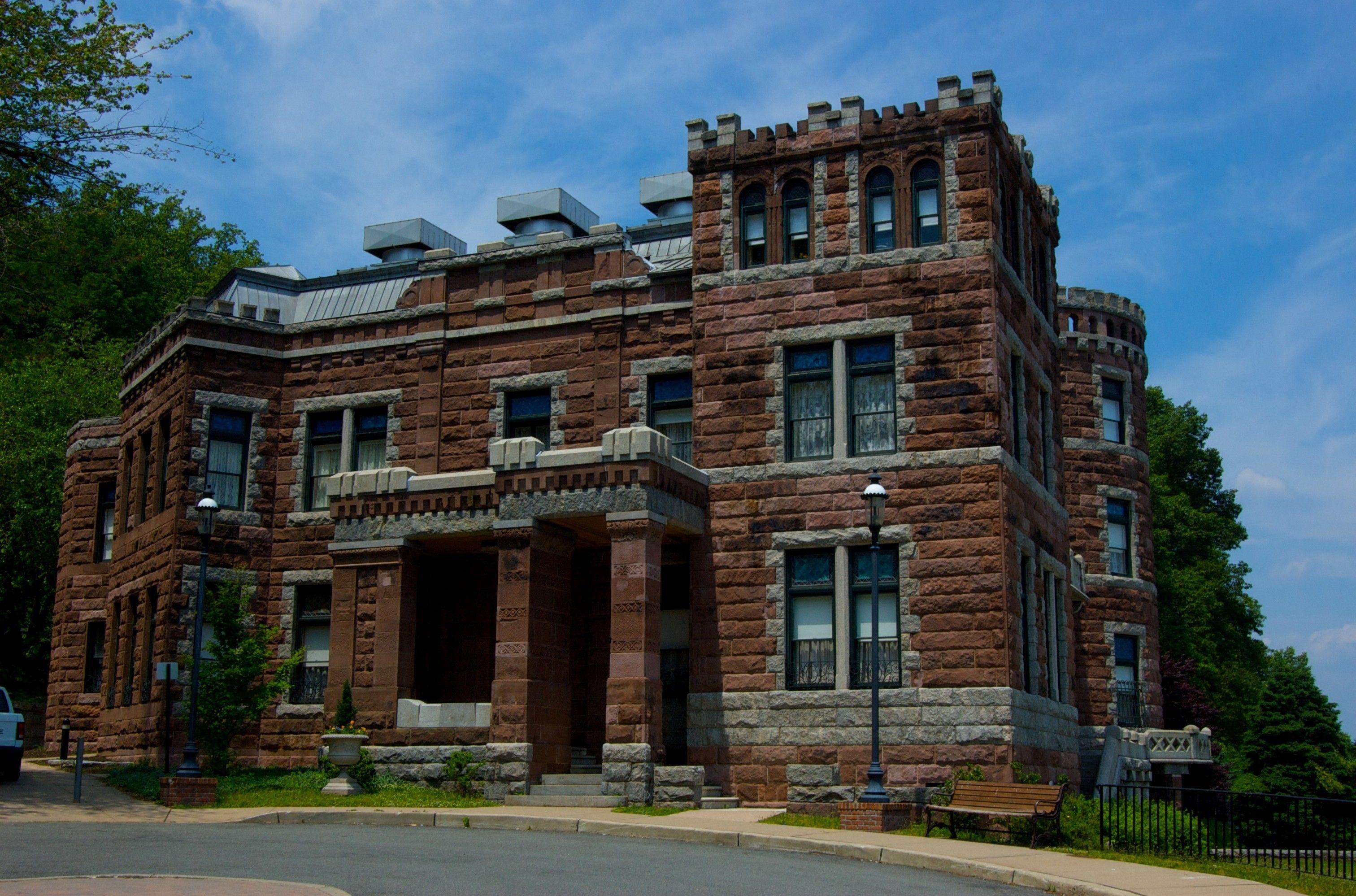 Lambert Castle, Paterson, NJ Castle wedding venue