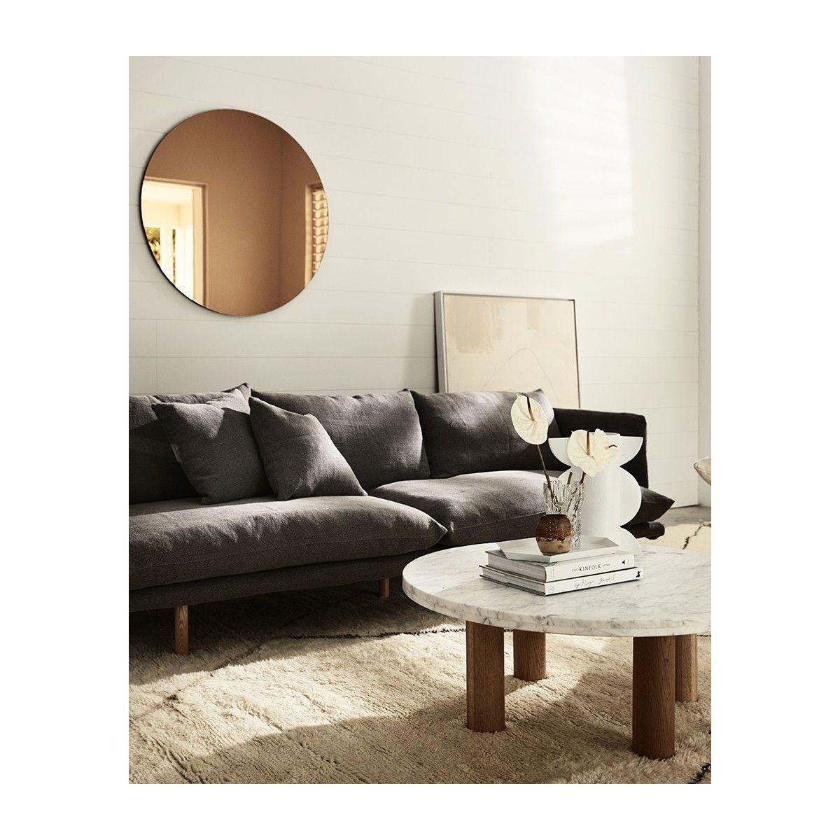 Best Sarah Ellison Chub Coffee Table Modern Furniture Buy 400 x 300