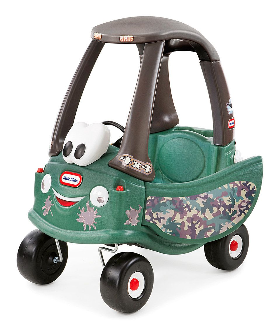 Look at this zulilyfind! Cozy Coupe OffRoader RideOn by