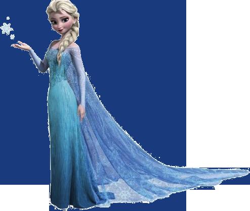 Transparent Png Stickpng Princess - Frozen Elsa Transparent Background ,  Free Transparent Clipart - ClipartKey