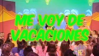 Me Voy De Vacaciones - Hi-5 - Temporada 11 Canción De La Semana - YouTube
