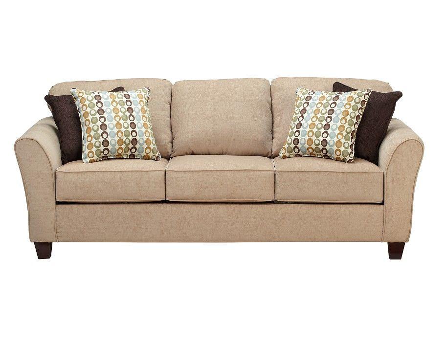 Slumberland | Chatham Collection - Tan Sofa
