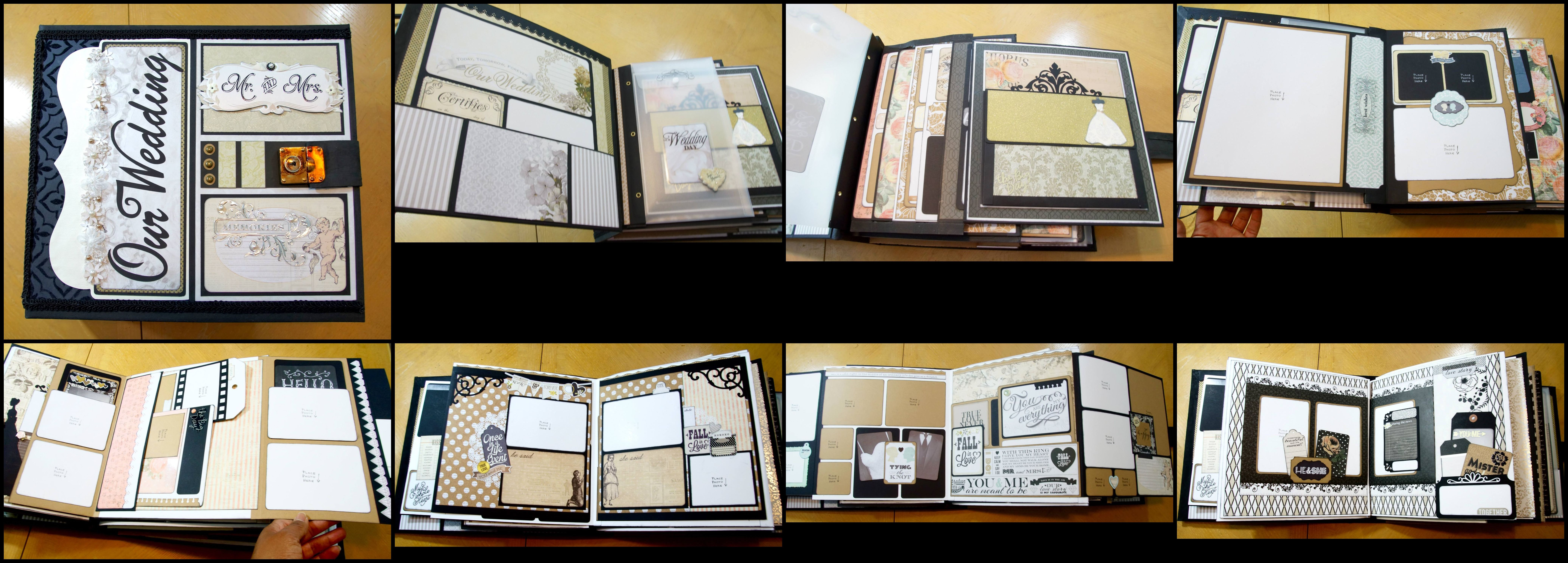 Creative Stylist Suzanne Hue's Wedding version of the Retrospection 365 is stunning! Designed by Kathy King of Paper Phenomenon http://shop.paperphenomenon.com/Retrospection-365-Tutorial-and-How-to-Videos-TUT083.htm Click here to see more fabulous photos of this album: http://paperphenomenon.com/blog/2015/07/30/inspiration-retrospection-365-4/