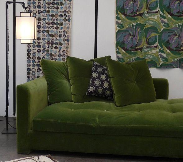 caravane tissus pinterest caravane m ridienne et. Black Bedroom Furniture Sets. Home Design Ideas