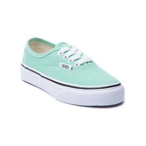 Vans Off The Wall Mint Green Shoes 3 Vans Authentic Mint Green Shoes Skate Shoes