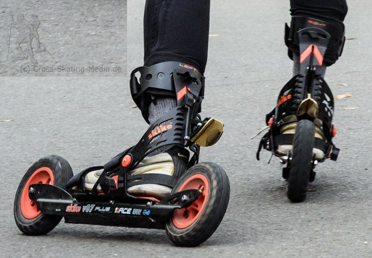 Skike V07 Plus Rollerblading Roller Skating Bike