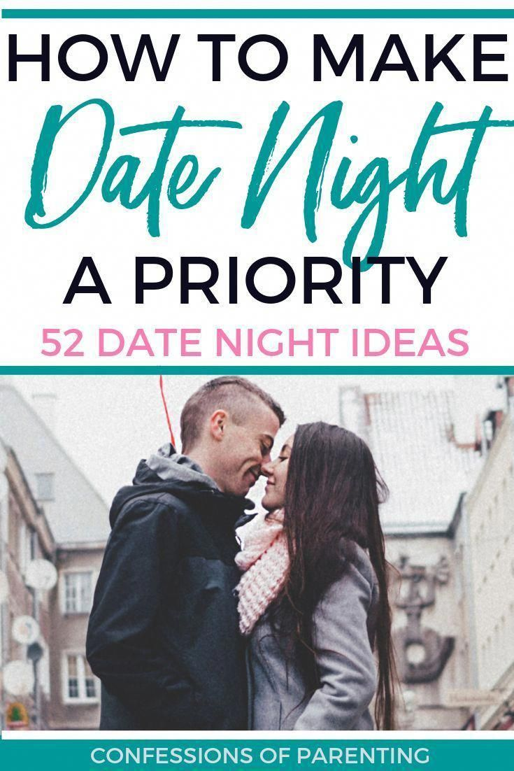 Making date night a priority with kids is hard especially with little ones But we are giving you some great tips and a year of date ideas so that you can go on more dates...