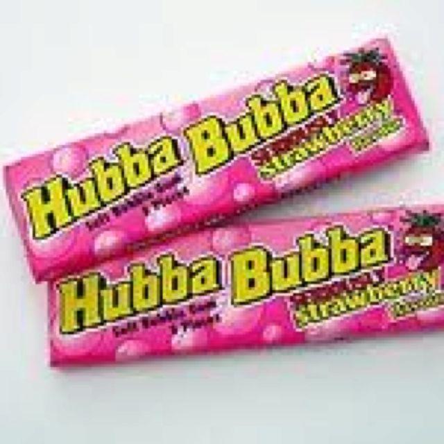 Hubba Bubba!! Wow! Toen voelde iedere dag als een zaterdag! 7zaterdagen per week!