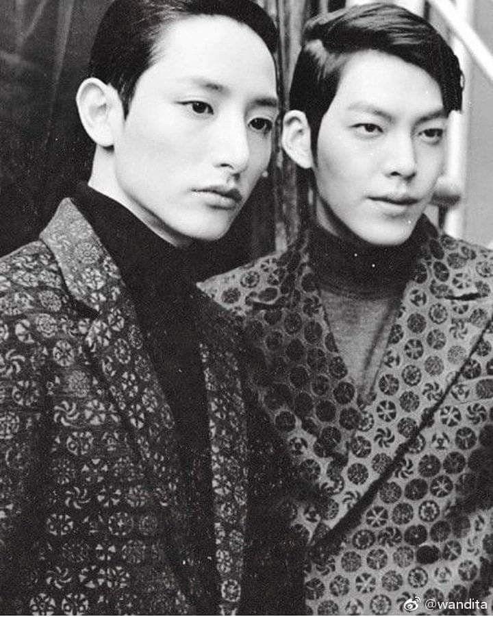 Kim Woo Bin - Campus10 Magazine November Issue '13 | Kim ...  |Sung Joon And Kim Woo Bin