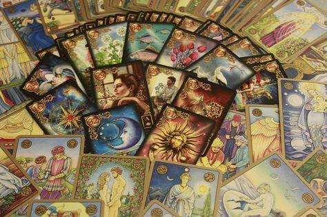 Tarotkarten Drucken Lassen