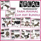 This bundle contains 8 packs from our 4Real range of clip art - plus we've added another two to give you 10 packs for the price of 5! The packs inc...