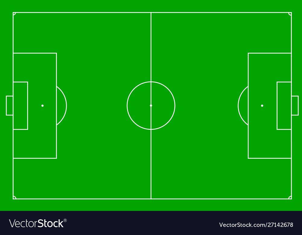 football field lines svg