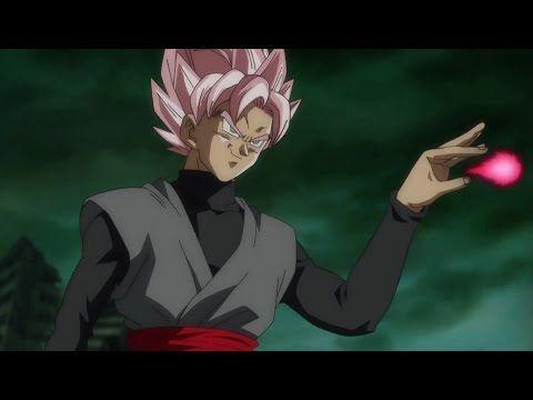 Goku Black Destroys Mafuba Jar Amp Time Machine English Sub Youtube Super Saiyan Rose Goku Black Dragon Ball Super Wallpapers