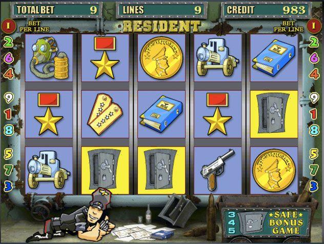 Автоматы игровые резидент играть бесплатно онлайнi игровые автоматы lucky hunter