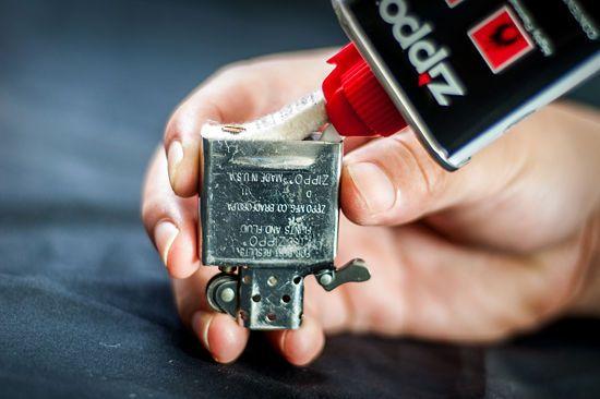 How To Refill A Zippo Lighter Zippo Lighter Zippo Lighter