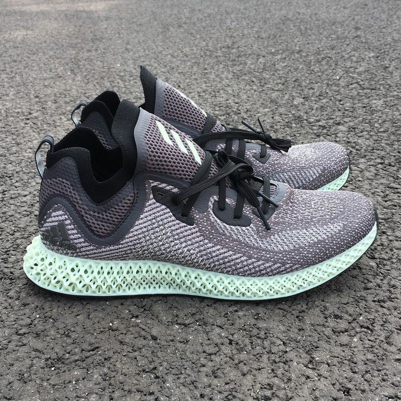 wholesale dealer 15245 7ea15 Adidas AlphaEdge 4D Ash Green is Avaialble Now