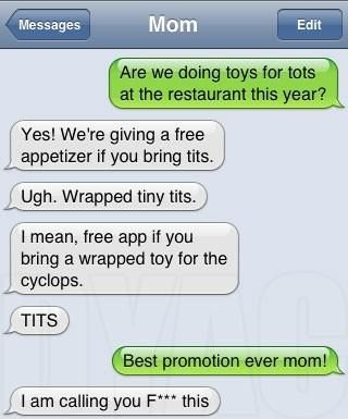 Best Promotion Ever Mom