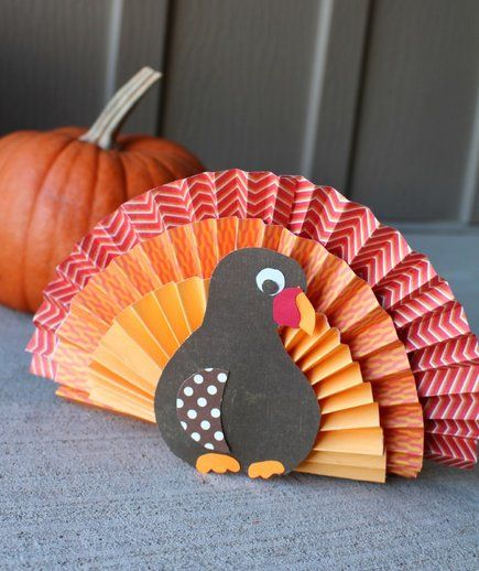 5 Adorable Thanksgiving Centerpieces Your Kids Can DIY