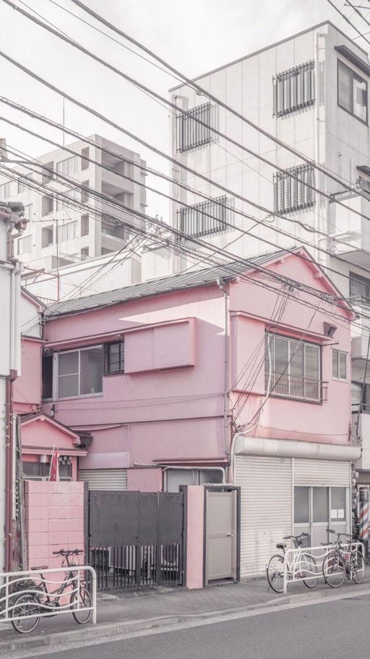 Lockscreens 💕 — Pink Japan aesthetic lockscreens   Reblog or like...