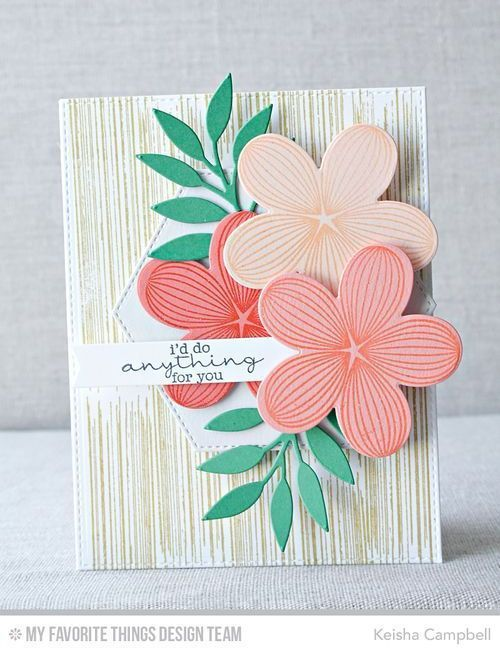 mft flower power for card making and beyond my favorite