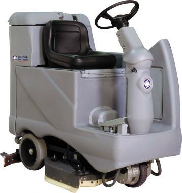 Cleaning Commercial And Industrial Floor Is A Chalenging Task - Used riding floor scrubber for sale
